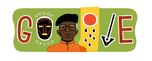 Chinua Achebe's 87th Birthday
