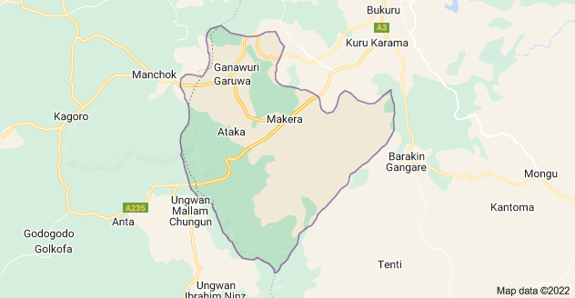Map of Riyom
